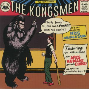 KONGSMEN, The - You're Bound To Look Like A Monkey When You Grow Old