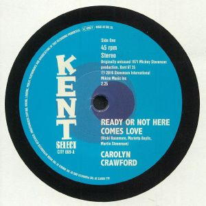CRAWFORD, Carolyn/HODGES JAMES SMITH & CRAWFORD - Ready Or Not Here Comes Love