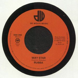 RUBBA/THE ROGER WEBB SOUND - Way Star