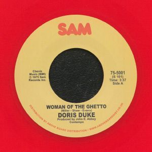 DUKE, Doris - Woman Of The Ghetto (reissue)