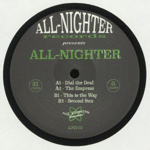 ALL NIGHTER - This Is The Way EP