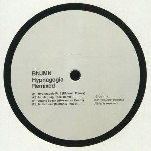 BNJMN - Hypnagogia remixed
