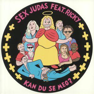 SEX JUDAS feat RICKY - Kan Du Se Meg?
