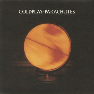 COLDPLAY - Parachutes (reissue)