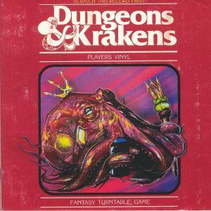 DJ BECAUSE/DJ EFECHTO - Dungeons & Krakens
