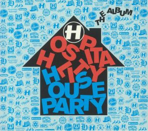 NU TONE/VARIOUS - Hospitality House Party