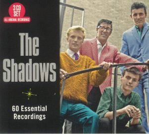 MARVIN, Hank/THE SHADOWS - 60 Essential Recordings