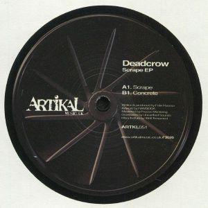 DEADCROW - Scrape EP