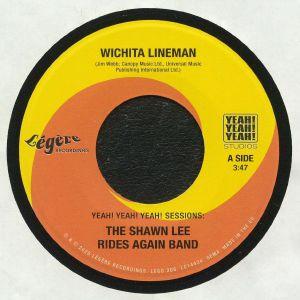 SHAWN LEE RIDES AGAIN BAND, The - Wichita Lineman