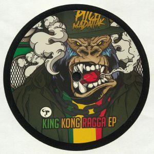 PITCH MAD ATTAK - King Kong Ragga EP