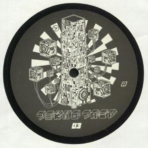 FASOTEK/MAD ALIEN/RAPTATEK - TEKNOTRIP 03