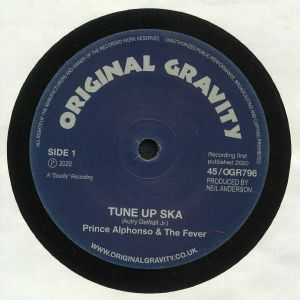 ALPHONSO, Prince & THE FEVER - Tune Up Ska