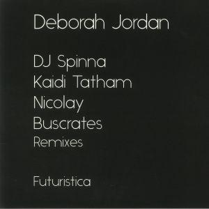 JORDAN, Deborah - Horizon (remixes)