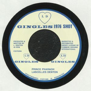 DENTON, Lascelles - Prince Pharaoh