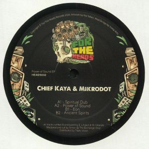 CHIEF KAYA/MIKRODOT - Power Of Sound EP