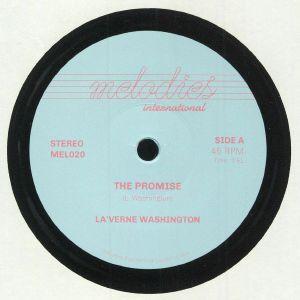 WASHINGTON, La'Verne - The Promise