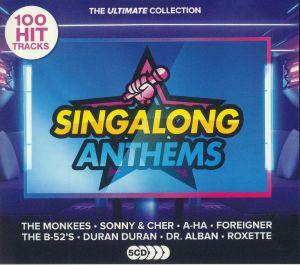 VARIOUS - Ultimate Singalong Anthems