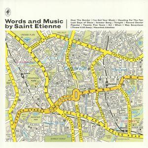 SAINT ETIENNE - Words & Music