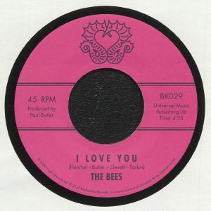 BEES, The - I Love You (reissue)