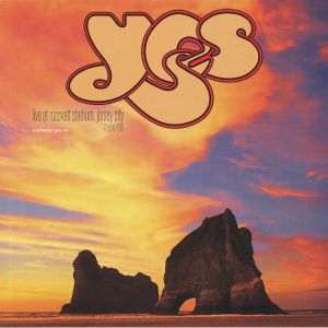 YES - Live At Roosvelt Stadium Jersey City 17 June 1976