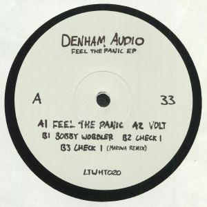 DENHAM AUDIO - Feel The Panic EP