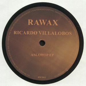 VILLALOBOS, Ricardo - Aslohop EP