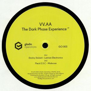 DMITRY DISTANT/FLECK ESC/SCAPE ONE/TELEPHASYCX! - The Dark Phase Experience EP