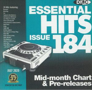 VARIOUS - DMC Essential Hits 184 (Strictly DJ Only)