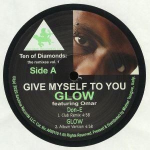 GLOW feat OMAR LYE FOOK - Ten Of Diamonds: The Remixes Vol 1
