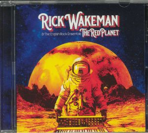 WAKEMAN, Rick/THE ENGLISH ROCK ENSEMBLE - The Red Planet