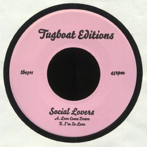 SOCIAL LOVERS - Love Come Down (reissue)