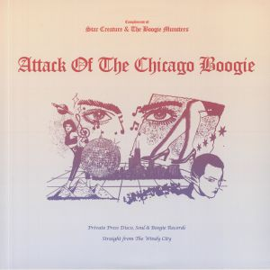 KITCHEN, Andrew/J PARKER BAND/MISTER/HENRIETTA THOMAS - Attack Of The Chicago Boogie
