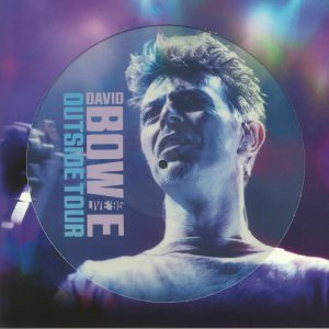 BOWIE, David - Outside Tour: Live '95