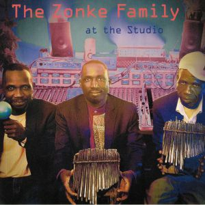 ZONKE FAMILY, The - At The Studio
