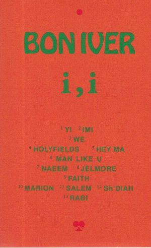 BON IVER - Ii