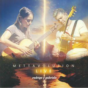 RODRIGO Y GABRIELA - Mettavolution: Live
