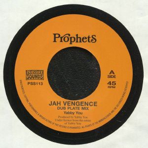 YABBY YOU - Jah Vengeance Dub Plate Mix
