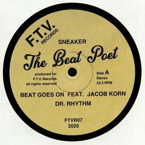 SNEAKER - The Beat Poet
