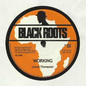 THOMPSON, Linval - Working