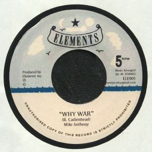ANTHONY, Mike - Why War