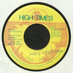 HIGGS, Joe/CHRISTINE VIRGO - World Upside Down