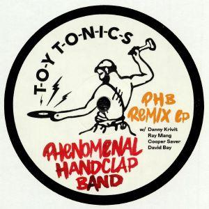 PHENOMENAL HANDCLAP BAND - PHB Remix EP