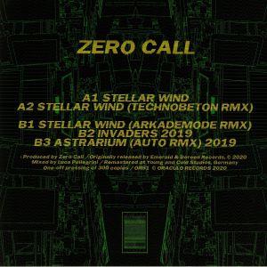 ZERO CALL - Stellar Wind