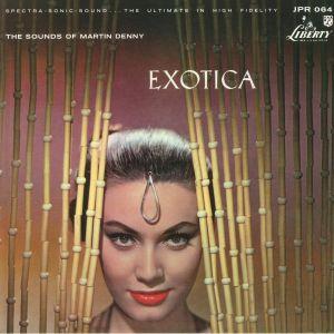 DENNY, Martin - Exotica (reissue)