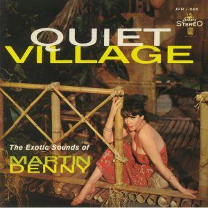 DENNY, Martin - Quiet Village (reissue)