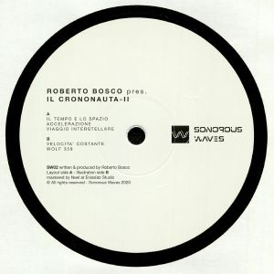 BOSCO, Roberto/IL CRONONAUTA - II EP