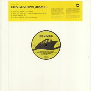 MARK FUNK/DANNY CRUZ/SOUND OF JOY/VIRAG/SOUXSOUL/HP VINCE/VERTIGINI - Cruise Music Vinyl Jams Vol 3