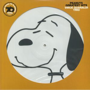 VINCE GUARALDI TRIO - Peanuts Greatest Hits (70th Anniversary Edition)