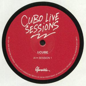 I CUBE - Cubo Live Sessions: Vol 1