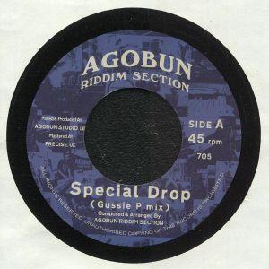 AGOBUN RIDDIM SECTION/GUSSIE P - Special Drop